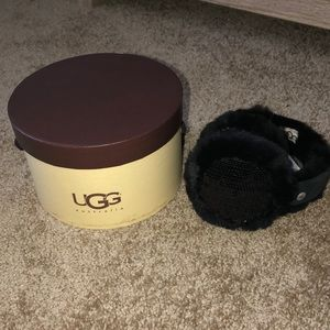 UGG Accessories - NWT Ugg sequin ear muffs
